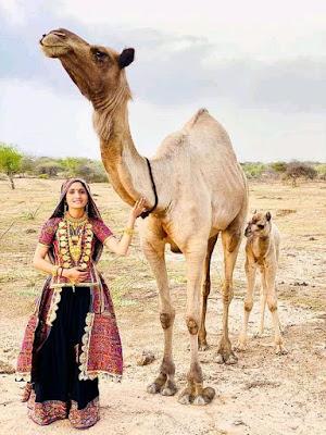 Geeta Rabari new photo shoot images