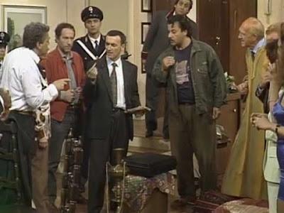 I carabinieri interrompono il droga party a ''Casa Vianello''