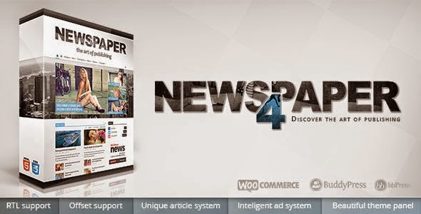 Newspaper v4.6 Themeforest Premium WordPress Theme