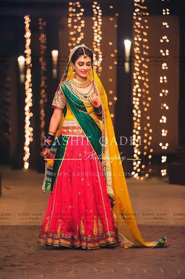 Bridal Mehndi Clothes Uk : Ayeza khan and danish taimoor mehndi celebrations mayoon