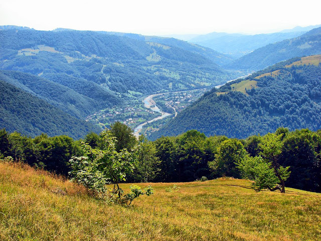 Долина реки Тересва