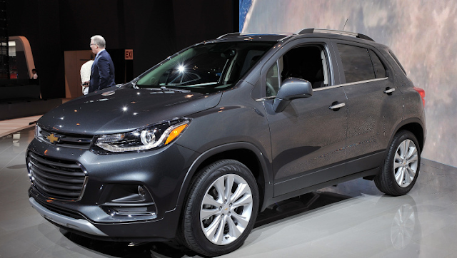 2018 chevrolet trax. Unique Chevrolet 2018 Chevrolet Trax Redesign And Powertrain Upgrade Inside Chevrolet Trax