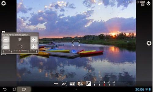 Aplikasi Kamera HD Terbaik untuk Smartphone Android