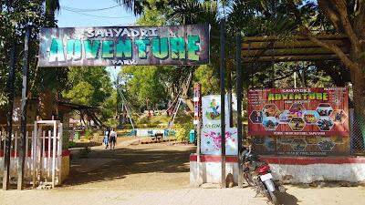 saputara adventure park