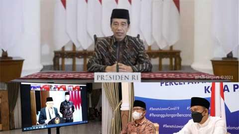 Zikir dan Doa Kebangsaan 76 Tahun Indonesia Merdeka
