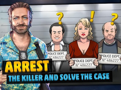 Criminal Case unloked