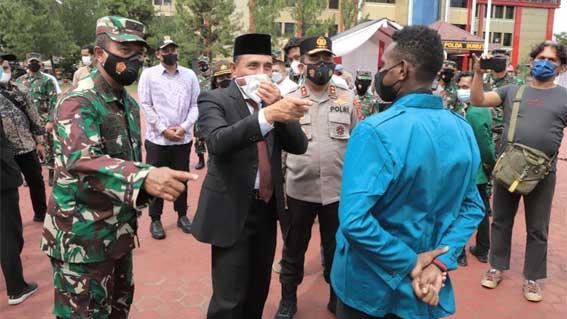 Apel Kesiapan Vaksinator Tambahan Provinsi Sumatera Utara 2021
