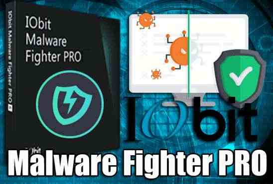 تحميل وتفعيل برنامج IObit Malware Fighter Pro عملاق الحماية من فيروس الفدية