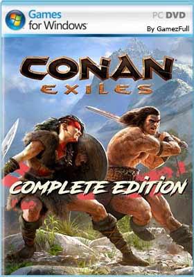 Conan Exiles Complete Edition PC Full Español | MEGA