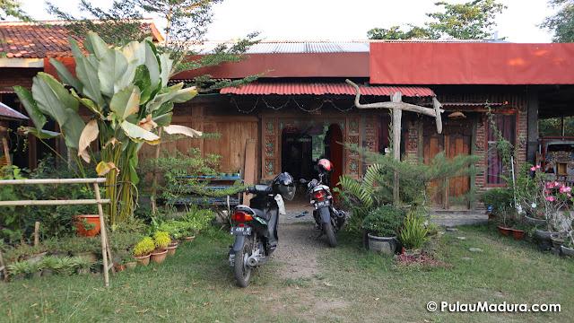 Lokasi Baju Batik Asli Madura Peri Kecil di Bangkalan