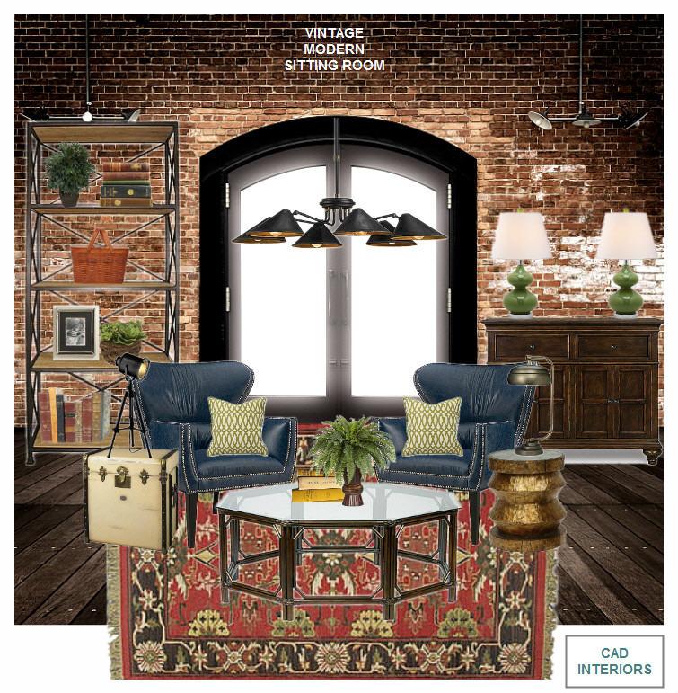 CAD Interiors interior design virtual e-design decorating