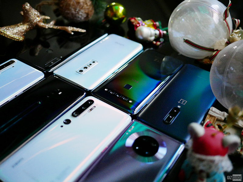 Holiday Gift Guide 2019: List of best smartphones per price range in the Philippines
