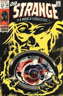 Dr Strange #181