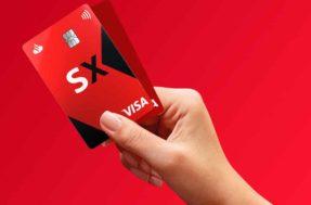 Vantagens! Cartão Santander SX  incluem possibilidade de reduzir anuidade, desconto em lojas parceiras, gerenciamento por aplicativo, cartão online e muito mais.