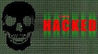 Contas hackeadas