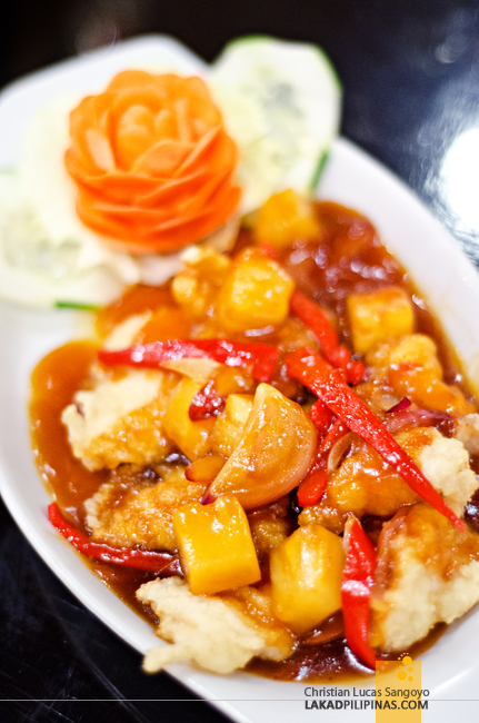 Rosenda's Cabanatuan Sweet and Sour Fish Fillet