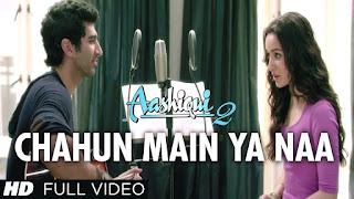 चहुँ मैं या ना Chahun Main Ya Naa Lyrics in Hindi - Aashiqui 2