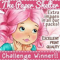 Blog Hop Winner 2015; Blog Hop Winner 2016; Challenge #282 Winner