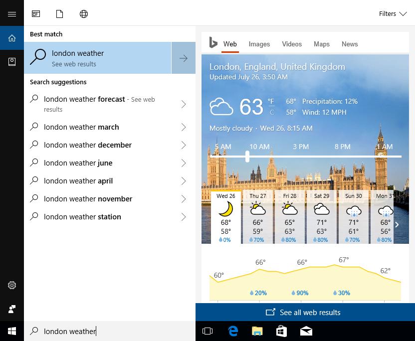 Cortana-ricerche-Web