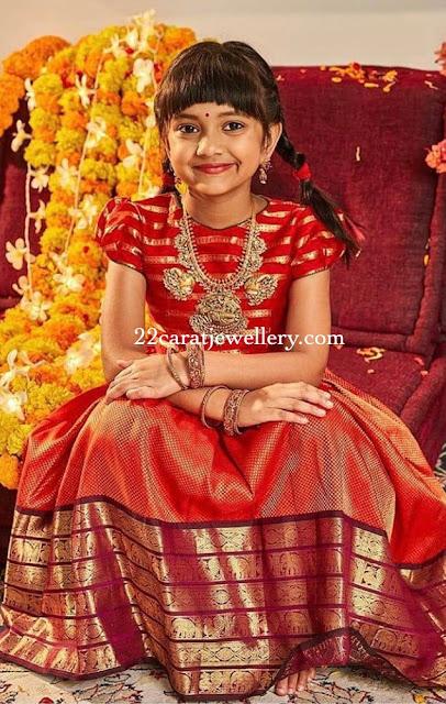 Lakshmi Manchu Daughter Nakshi Guttapusalu
