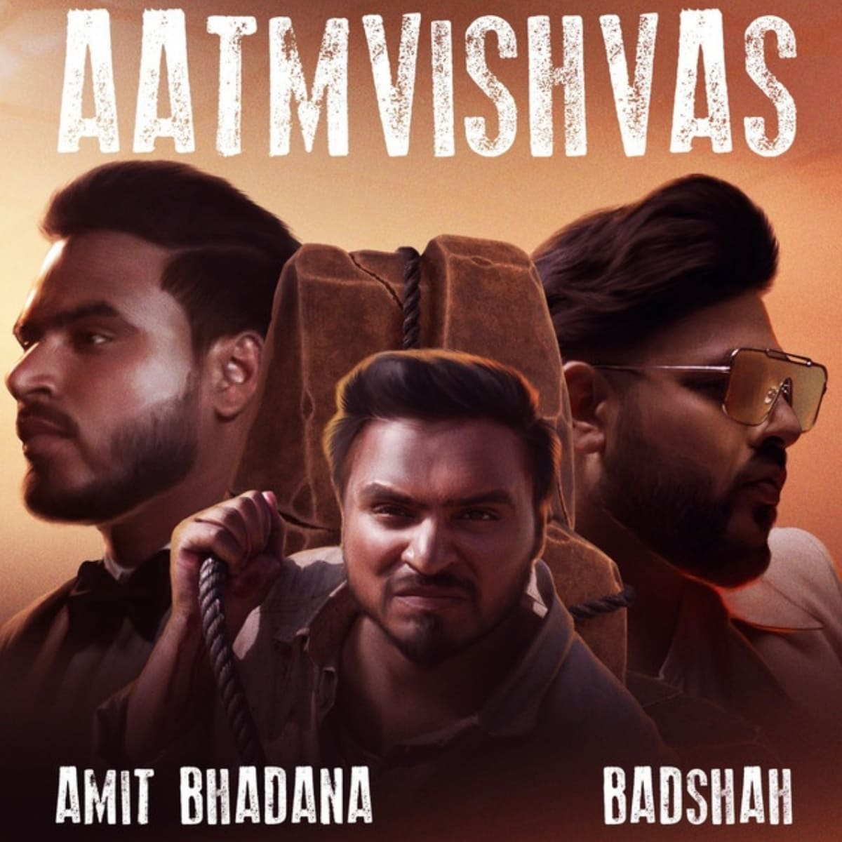 Aatmvishvas Song Download MP3 - Amit Bhadana | Badshah