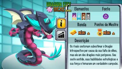 Dragão Introspectivo - Informações