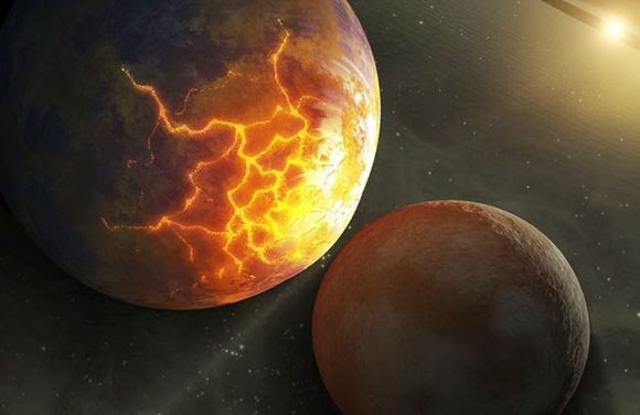 Earth Changes: Was Earth a Migratory Planet?