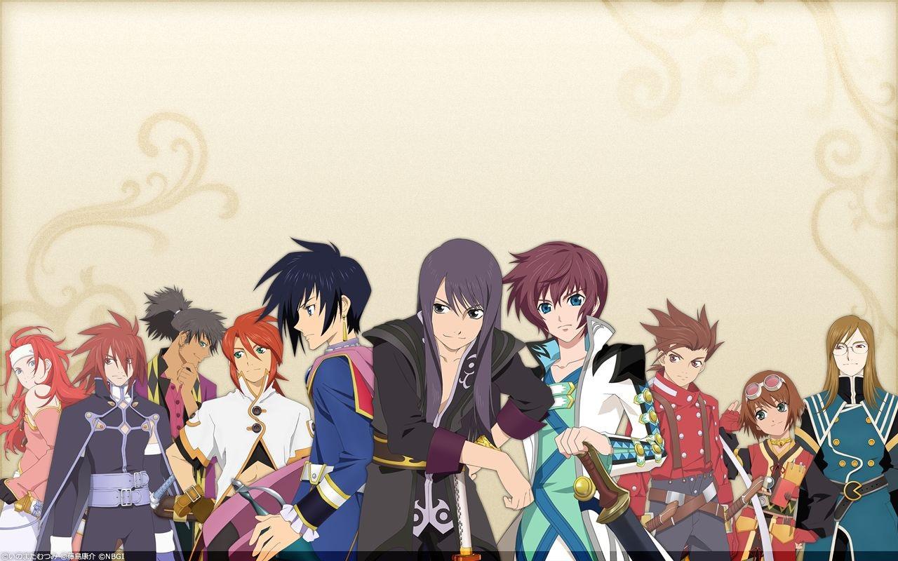 Tales Series wallpaper