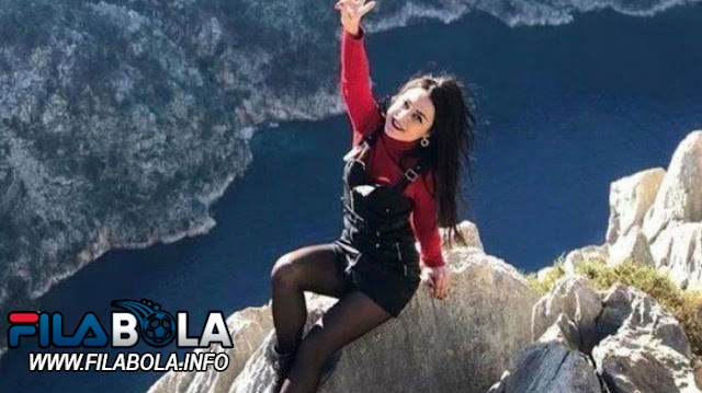 Rayakan Berakhirnya Lockdown, Wanita Cantik Ini Tewas Terjatuh Dari Tebing