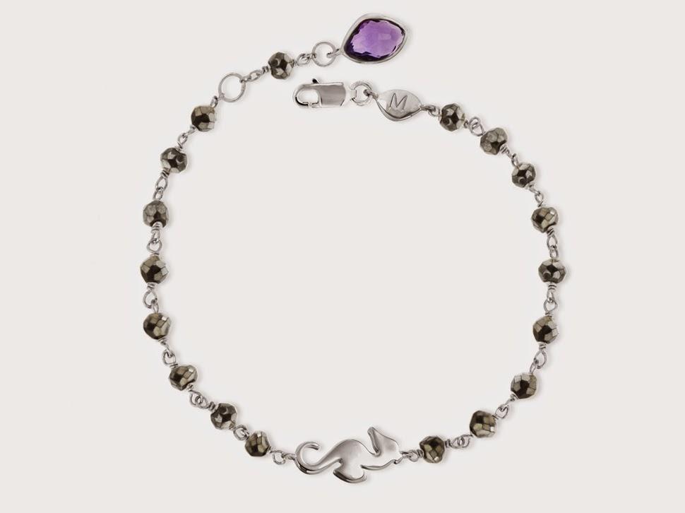 Missoma Seahorse bracelet Jewellery blog