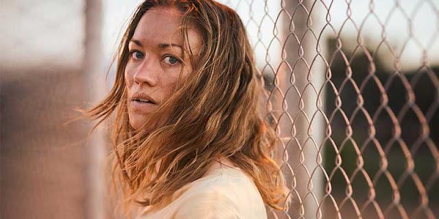 Yvonne Strahovski en la serie 'Desplazados'