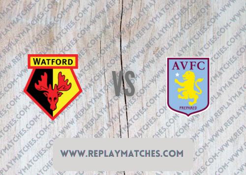 Watford vs Aston Villa -Highlights 14 August 2021