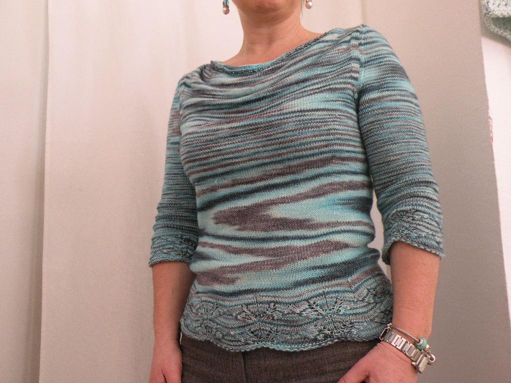Mein Wollladen: Wunderbunt........und was draus werden kann