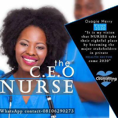 The CEO Nurses Network by Osagie Merry