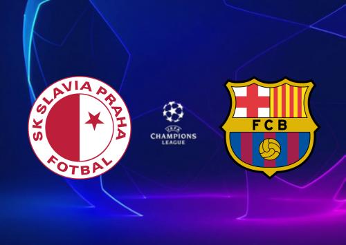 Slavia Praha vs Barcelona -Highlights 23 October 2019