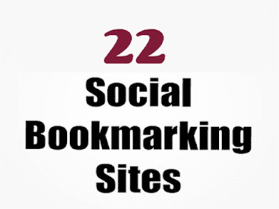 Top Most Popular Social Bookmarking Sites List