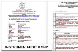 Instrumen Audit Mutu 8 SNP Offline