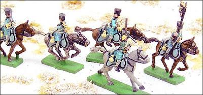 GHQ 10mm Napoleonic picture 8