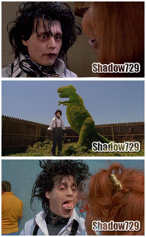 Edward Scissorhands (1990) 1080p H264 Dual [Tim Burton]