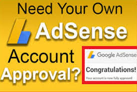 Adsense Approval Services | Buy Google Adsense Account