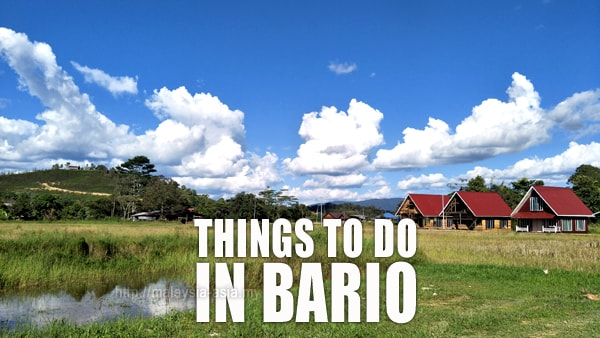 Bario Things To Do