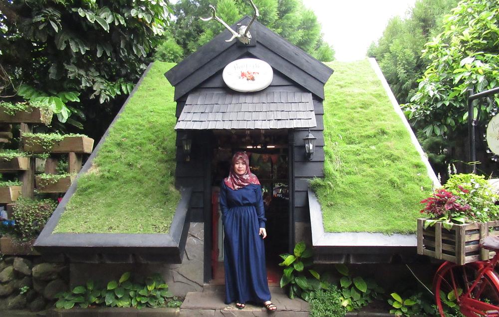 Egar Farm House Lembang Bandung