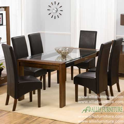 kursi meja makan set minimalis fladeo