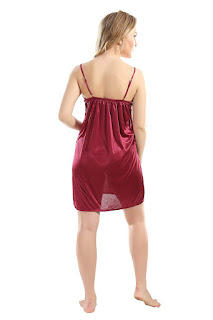 Buy AV2 Women Satin Short Nighty with Lace & Robe 1381 at allhelping0. ... Reviews. S***H. Good one. rating. Nice colour nice night wear very seductive if it was not very long ... AV2 Women's Satin Plain Short Nighty with Long Robe.
