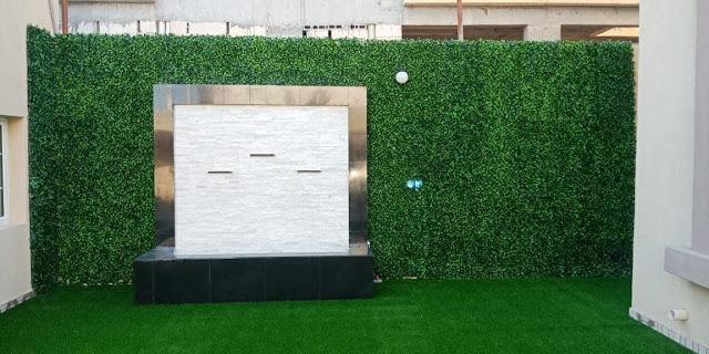 شركة تنسيق حدائق بالخفجي تركيب الثيل الصناعي بالخفجي وتنسيق الحدائق المنزلية