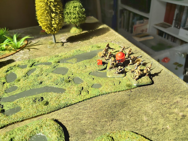 Despite taking more casualties the Japanese push on