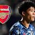 Arsenal confirm £16m transfer of Bologna defender Tomiyasu