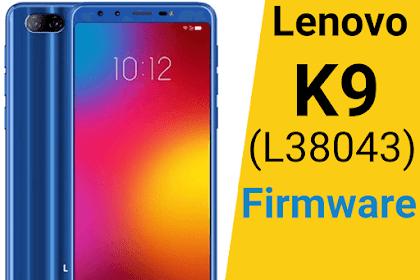 Firmware & Tool Lenovo K9 (L38043) Mediatek MT6765