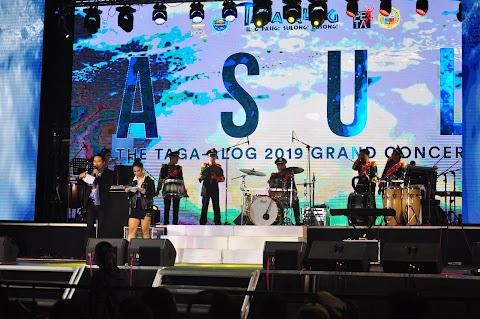 ASUL: Tag-Alog 2019 Grand Concert