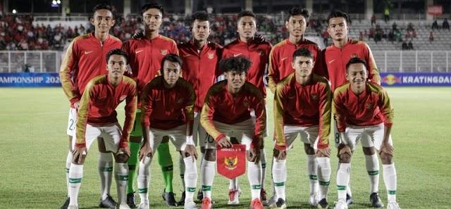 Bermain Imbang 0-0 Timnas U-19 Melawan Macedonia Utara